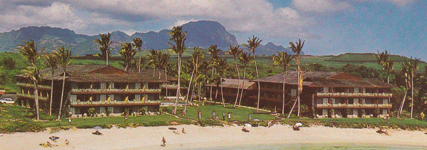 Old Poipu Beach Hotel