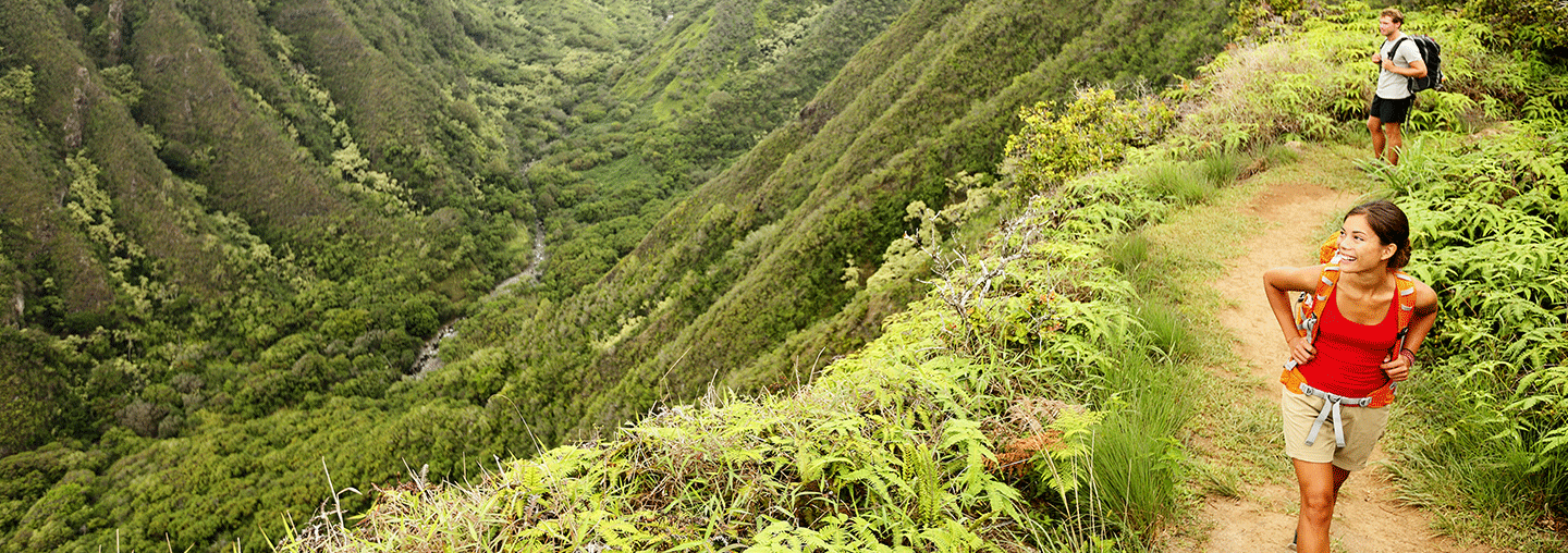 Kauai Hikers