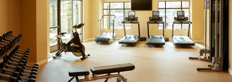 Napa Hotels With Fitness Center | Vista Collina Resort ...