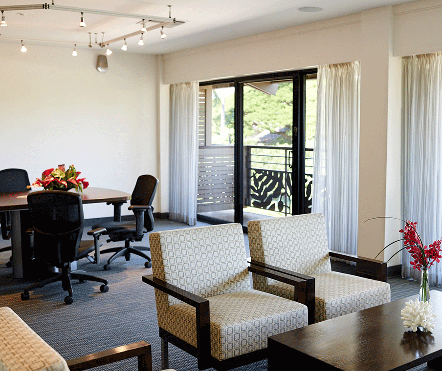 Koa Kea Private Meeting Room and Lounge