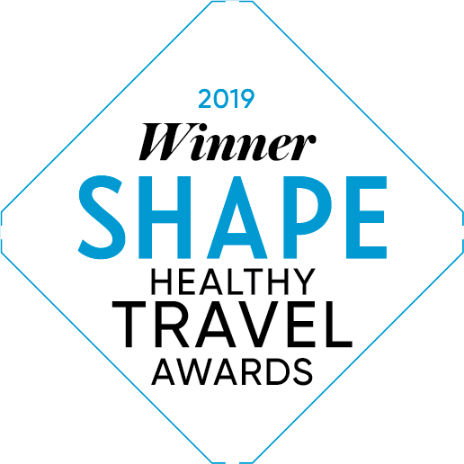Healthy Travel Award Logo