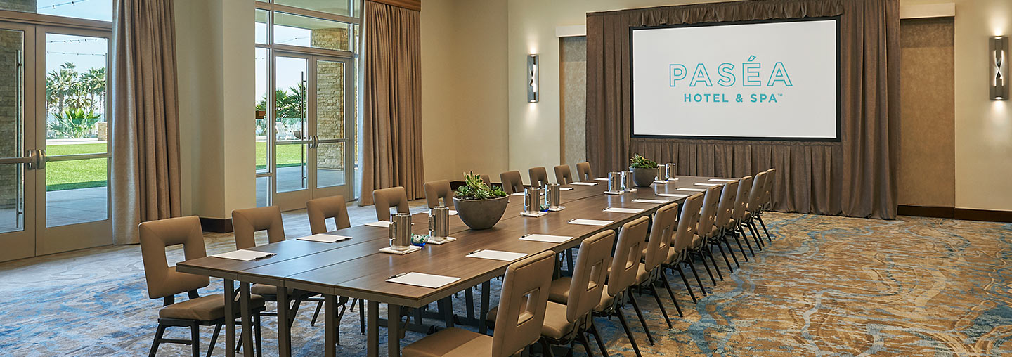Pasea Hotel And Spa Boardroom