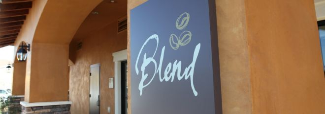 Mobile: Blend Cafe at The Meritage Resort