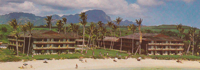 Mobile: Old Poipu Beach Hotel